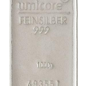 investment silver bar