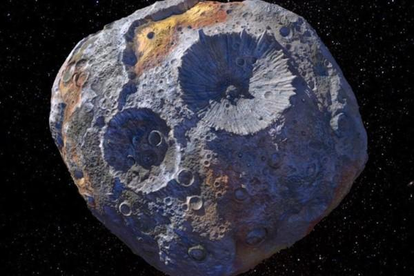 nasa psyche 16 asteroidi kulta